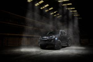 Isuzu D-Max Stealth by Arctic Trucks 2018 года