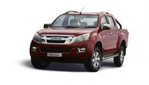 2018 Isuzu D-Max V-Cross