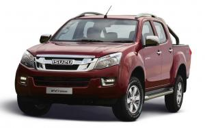 2018 Isuzu D-Max V-Cross (IN)