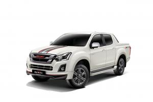 2018 Isuzu D-Max V-Cross X-Series