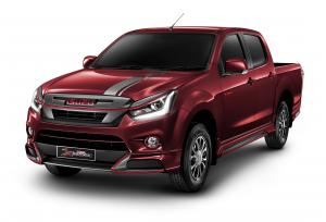 Isuzu D-Max X-Series Speed Cab 4 2018 года