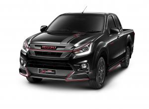 2018 Isuzu D-Max X-Series Speed Spacecab