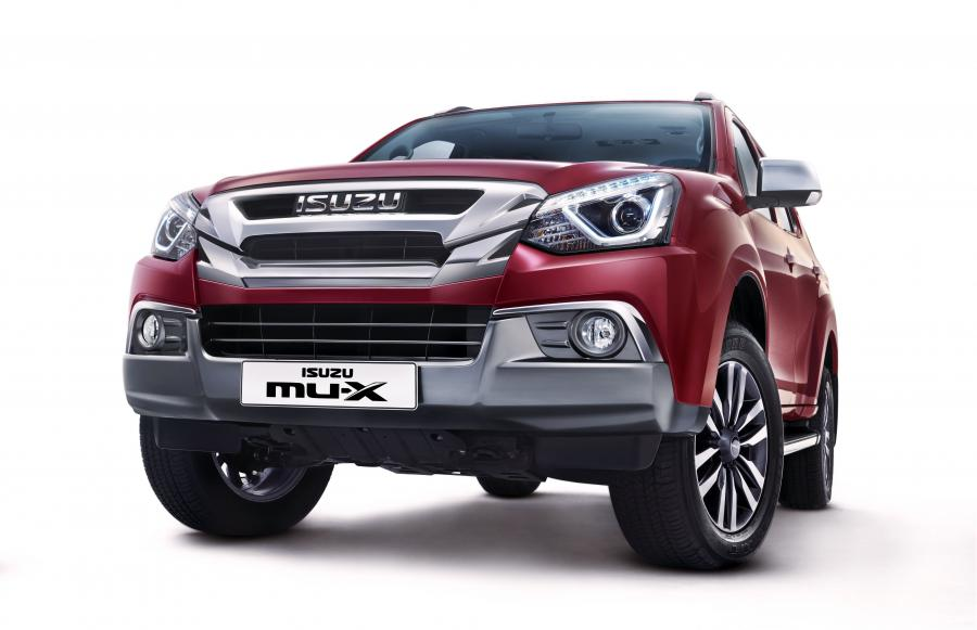 2018 Isuzu MU-X (IN)
