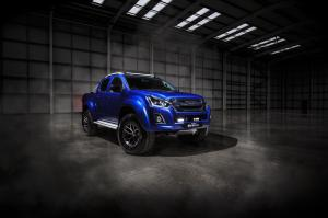 Isuzu D-Max AT35 Safir Double Cab by Arctic Trucks 2019 года