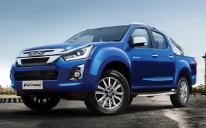 2019 Isuzu D-Max V-Cross (IN)