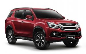 2019 Isuzu MU-X The Onyx (Etna Red) (TH)