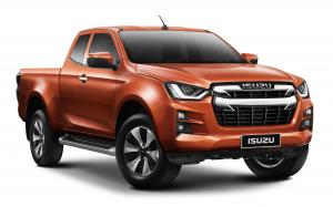 2019 Isuzu D-Max Hi-Lander 2-Door (TH)