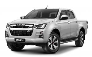 2019 Isuzu D-Max Hi-Lander 4-Door (TH)