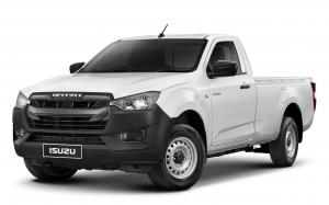 2019 Isuzu D-Max Spark 1.9 B (TH)