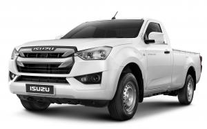 2019 Isuzu D-Max Spark 3.0 S (TH)