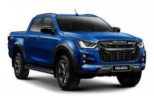 2019 Isuzu D-Max V-Cross 4x4 4-Door (TH)