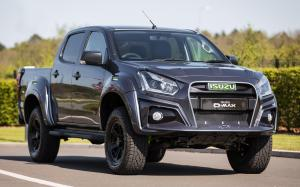 Isuzu D-Max XTR Colour Edition (UK) '2020