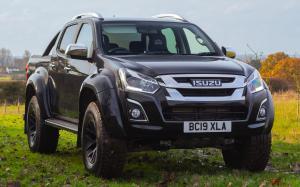 2020 Isuzu D-Max AT35 Double Cab by Arctic Trucks (UK)