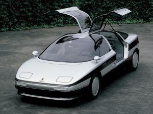 1986 ItalDesign Incas Concept
