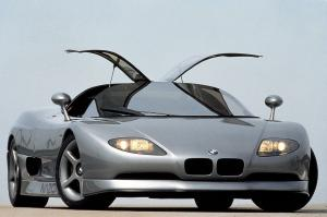 1990 ItalDesign Nazca M12