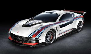 2012 ItalDesign Brivido Martini Racing