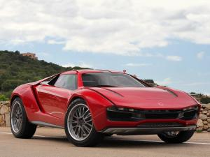 2013 ItalDesign Parcour Concept