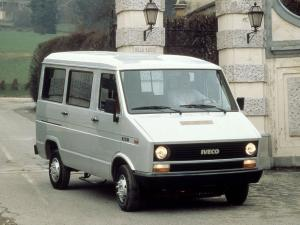 1983 Iveco Daily Combi