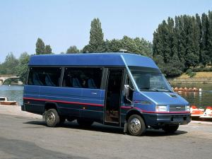 Iveco TurboDaily Bus by Orlandi 1989 года