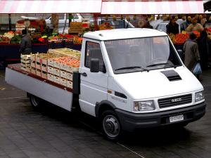 Iveco TurboDaily Chassis Cab 1989 года