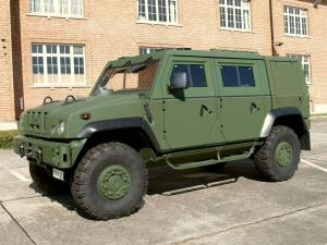 Iveco Lince LMV 2001 года