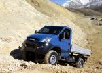 Iveco Daily 4x4 Chassis Cab 2007 года