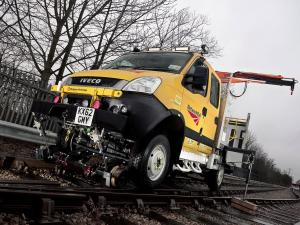 Iveco Daily 4x4 Crew Cab Road Rail Vehicle 2009 года