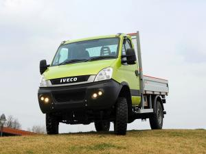 Iveco EcoDaily 4x4 Chassis Cab 2009 года