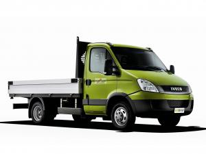Iveco EcoDaily Chassis Cab 2009 года