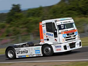 Iveco Stralis TGP Race Truck 2010 года