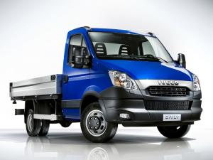 Iveco Daily Chassis Cab 2011 года