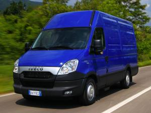 2011 Iveco Daily Van Natural Power