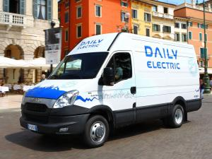 2012 Iveco Daily Electric