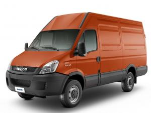 Iveco Daily Van 2012 года (BR)