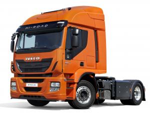 2012 Iveco Stralis Hi-Road 330 Natural Power 4x2