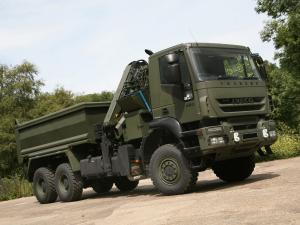 2012 Iveco Trakker 6x6 Defence Vehicle