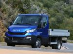 Iveco Daily 35 Chassis Cab 2014 года