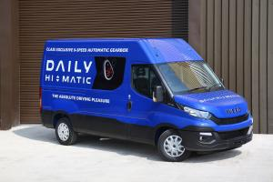 2015 Iveco Daily Hi-Matic