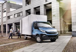 Iveco Daily 35 Chassis Cab 2016 года