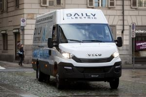 2016 Iveco Daily Electric