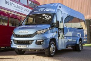 2016 Iveco Daily Tourys