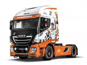 Iveco Stralis 570XP 4x2 Team Schwabentruck Emotional Truck