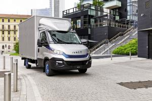 Iveco Daily 35 Blue Power Chassis Cab
