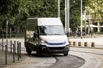 Iveco Daily 35-EV Blue Power Van 2017 года