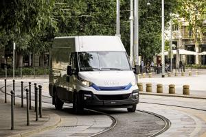 Iveco Daily 35-EV Blue Power Van