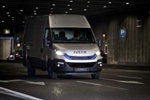 Iveco Daily 35-NP Blue Power Van