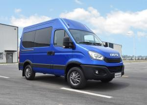 Iveco Daily Bus 2017 года