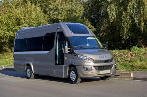 2017 Iveco Daily Tourys
