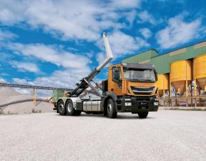 Iveco Stralis X-WAY 420 6x2 Hook Lifter