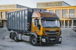 Iveco Stralis X-WAY 460 6x2 Hook Lifter 2017 года